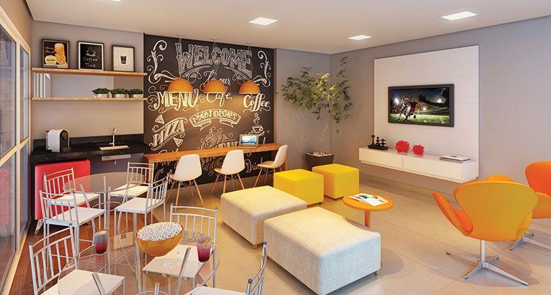 Bar, café e lounge